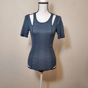 BCBGMaxazria body suit in size XS-NWOT